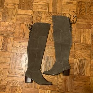 Over the knee / thigh high boots